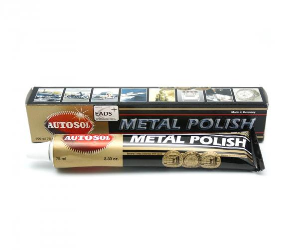Metal Polish leštiaca pasta na kov 75ml