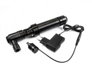 Výrobek: Monokulárny mikroskop so zväčšením 30-200x a vnútorným osvetlením pre inšpekciu a defektoskopiu