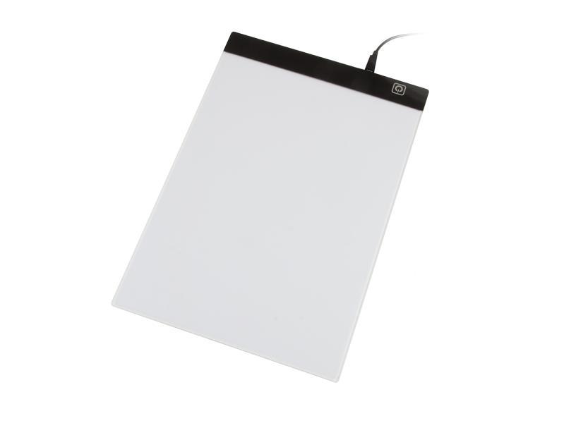 Obkresľovacia svietiaca podložka formát A4