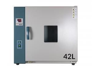Vysúšacia, dezinfekčná pec 101-0 220V, 0-300 ° C s ventilátorom a komorou s objemom 42L