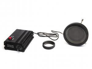 Polarizačné LED svetlo pre mikroskopy s reguláciu intenzity 78LED