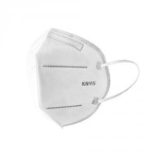 Ochranný respirátor - respiračná rúška, obličejová maska KN95 (FFP2)