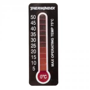 Samolepiaci teplomer 0-50 ° C reverzibilný