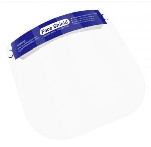 Ochranný tvárový štít / maska pre ochranu očí a dýchacích ciest
