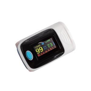 Prstový oxymeter na okamžité meranie saturácie kyslíka SpO2 a tepovej frekvencie