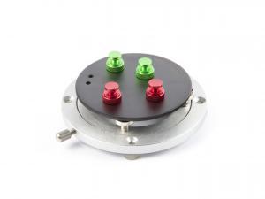 360 ° Rotačná magnetická platforma pre uchytenie DPS pod mikroskopom
