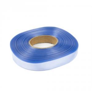 Transparentná zmršťovacia PVC fólia 2: 1 šírka 25mm, priemer 15mm