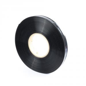 Čierna zmršťovacia PVC fólia 2: 1 šírka 25mm, priemer 15mm