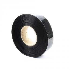 Čierna zmršťovacia PVC fólia 2: 1 šírka 35mm, priemer 21mm