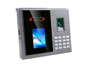 Biometrický dochádzkový systém s kamerou, WIFI. LAN, RFID