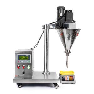 Závitovkový dávkovač pre práškové a prašné produkty 0,5 - 30g zásobník 6L s kontrolnou váhou