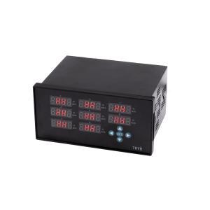 Panelový PID regulátor 8 vstupov s relé 230V / 3A