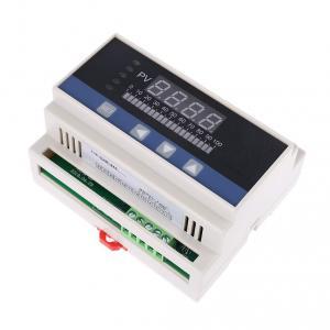 Hladinomer na DIN lištu pre kontrolu hladiny kvapaliny s relé výstupmi