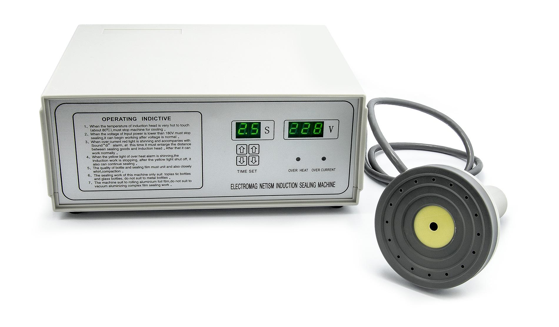 Indukčná vekovačka 20-100mm (zátkovačka) DGYF-500A